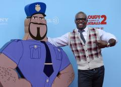 Terry Crews 'so happy' with 'The Expendables 3'