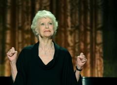 Elaine Stritch drops F-bomb live on 'Today' [VIDEO]