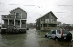 Report: U.S. homes at storm surge risk