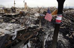 Federal tab for Sandy around $50 billion