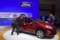 Bailout snubber Ford posts a profit