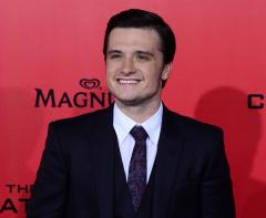 Josh Hutcherson 'catches fire' in 'SNL' promos