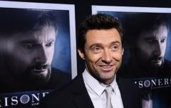 Hugh Jackman shaves his head for new Peter Pan film 'Pan'