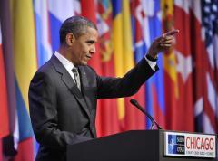 Obama: Romney's Bain career fair game