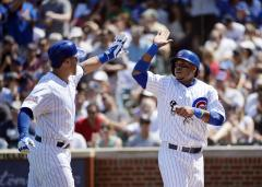 Cubs edge out Reds in 12th inning