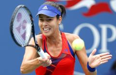 Ivanovic, Kerber advance to WTA final in Austria