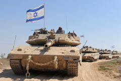 Britain to examine arms sales to Israel