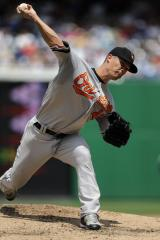Orioles' Guthrie released from hospital
