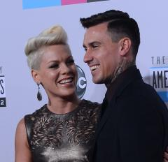 P!nk and Carey Hart sued for assault, battery by photographer