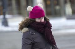 Bitter winter chill stabs deep into U.S. South