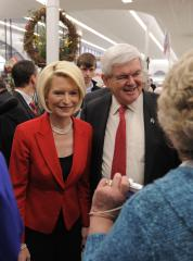 EMILY's List ranks Gingrich worst hopeful