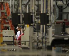 Factory orders rose 3 percent in February
