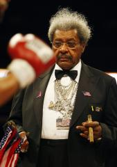Don King attends Fla. court hearing