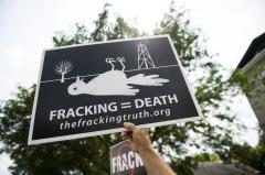 British anti-fracking group cries foul over security