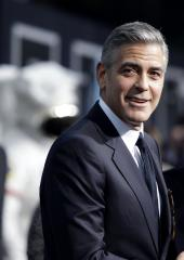 George Clooney denies rumors that Amal Alamuddin's mother opposes their marriage