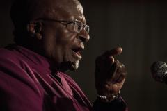 Desmond Tutu 'glad' Nelson Mandela not alive to see South Africa now