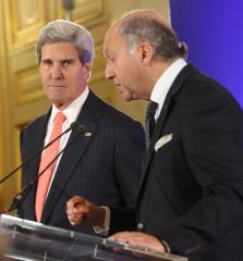 Fabius: Sanctions against Russia could take effect within days