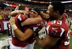 Atlanta tight end Tony Gonzalez to return for 2013