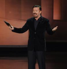 Gervais to star in travel docu-series