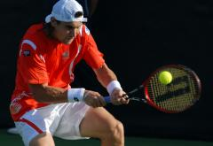 Ferrer advances to 2nd round in Spain