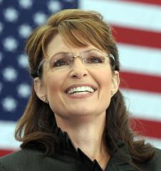 Palin absent from hot gubernatorial races