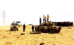 Kusa warns of civil war spiral in Libya