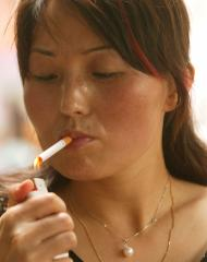 Smoking linked to poor infant health
