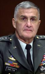 General says 'drumbeat' pushed Iraq war
