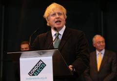 London Mayor Boris Johnson: I won't pay my U.S. taxes