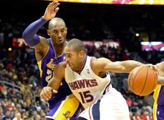 Atlanta's Al Horford out indefinitely