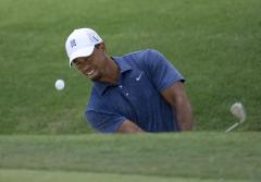 Woods drops out of golf's Top 50