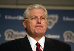 Lions fire offensive coordinator Martz