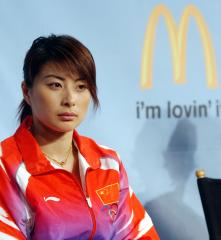 China's diving team very strong again