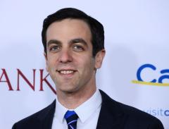 B.J. Novak pens picture book with no pictures