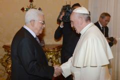 Francis to visit Israel, Palestinian territories