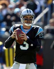 Clausen to get Sunday's start for Panthers
