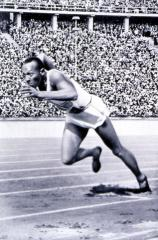 Jesse Owens' 1936 Olympic gold medal goes up for auction