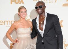 Heidi Klum, Seal have not reunited