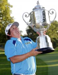 PGA Championship has Dufner back in golf's Top 10