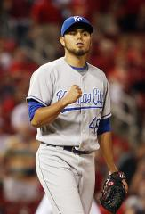 Royals' Soria out for year with injury