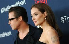 Angelina Jolie: We're letting our kids plan the wedding