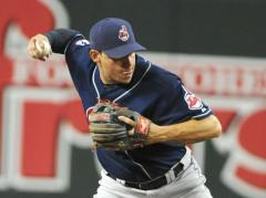 Indians end Red Sox win streak in series opener