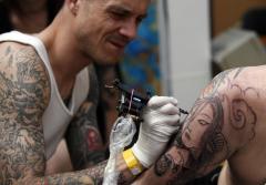 FDA warns of contaminated tattoo ink