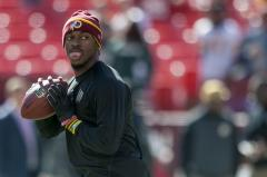 Harbaugh's 49ers turn focus to Embattled RG3, Redskins