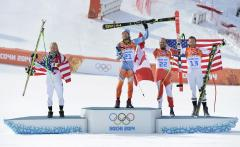 Jansrud wins gold, USA grabs two medals in Olympic super-G
