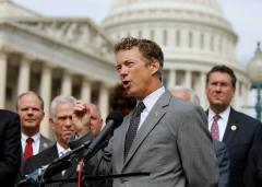 Monica Lewinsky scandal focus of Rand Paul attack