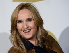 Melissa Etheridge gets married