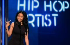 Nicki Minaj reveals she was recently near death in BET Awards acceptance speech