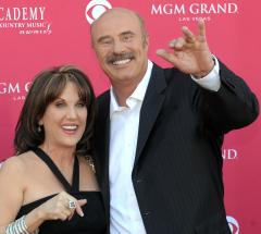 Dr. Phil donates to Zahau investigation
