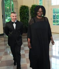 Whoopi Goldberg is a great-grandmother